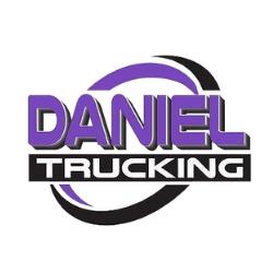 Daniel Trucking logo